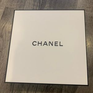 Chanel box and package (brand new!)